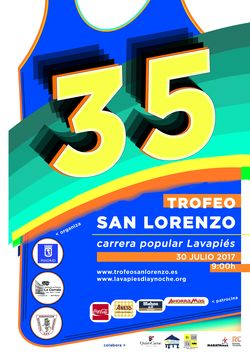 XXXVI TROFEO SAN LORENZO